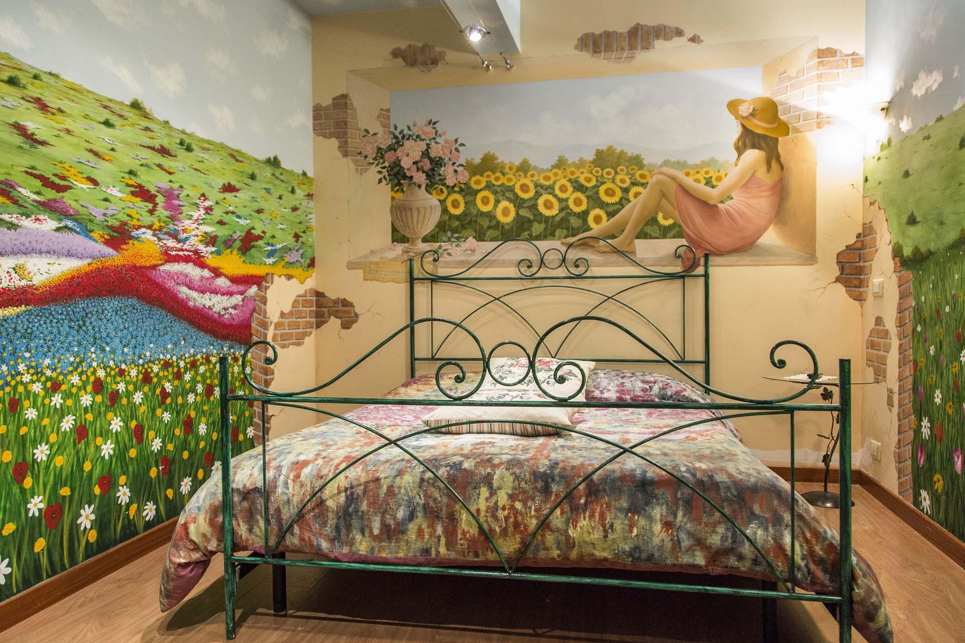 girasoli- Bed & Breakfast a Tivoli