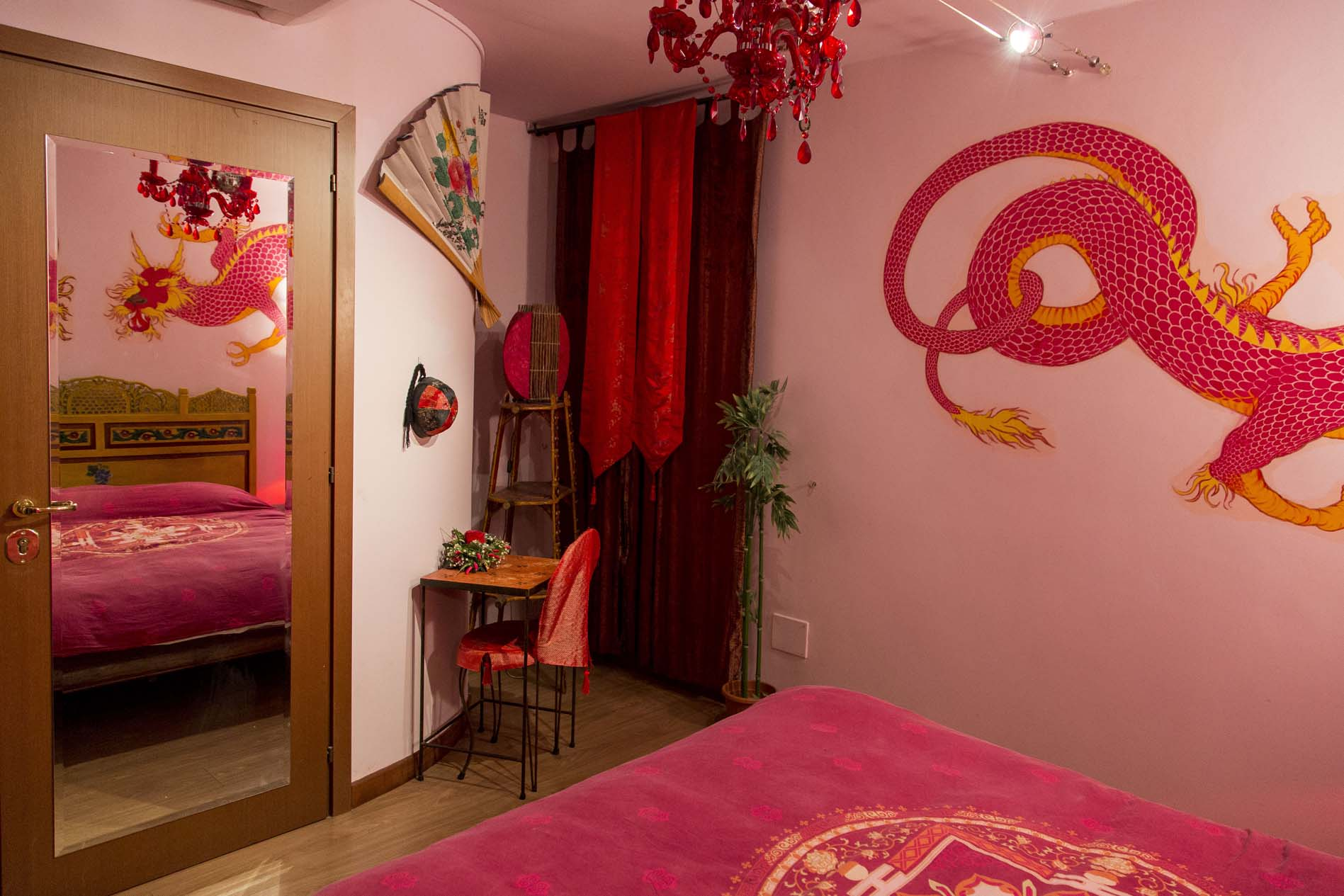 cinese- Bed & Breakfast a Tivoli